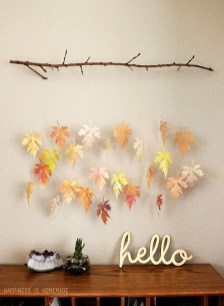 Cheap Diy Thanksgiving Decoration Ideas For Your Apartment14