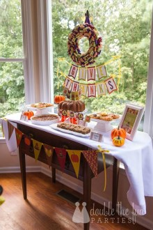 Cheap Diy Thanksgiving Decoration Ideas For Your Apartment21