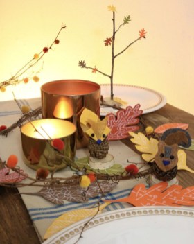 Cheap Diy Thanksgiving Decoration Ideas For Your Apartment24