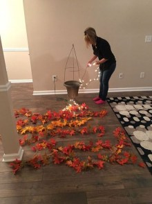 Cheap Diy Thanksgiving Decoration Ideas For Your Apartment38