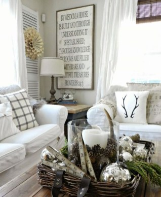 Comfortable Decorating Ideas For Winter17