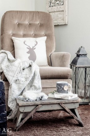 Comfortable Decorating Ideas For Winter26