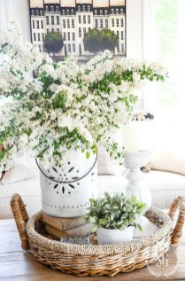 Gorgeous Summer Decor Ideas To Upgrade Your Home Comfortable04
