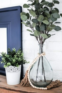 Gorgeous Summer Decor Ideas To Upgrade Your Home Comfortable17