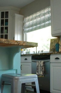 Impressive Gray And Turquoise Color Scheme Ideas For Your Kitchen30