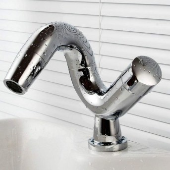Incredible Water Faucet Design Ideas For Your Bathroom Sink15