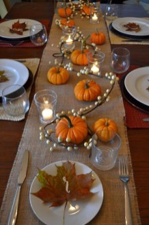 Inspired Decor Ideas For The Best Thanksgiving Ever21