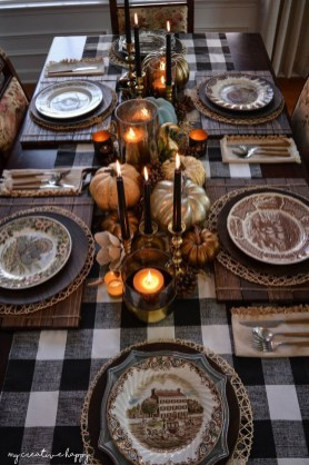 Inspired Decor Ideas For The Best Thanksgiving Ever24