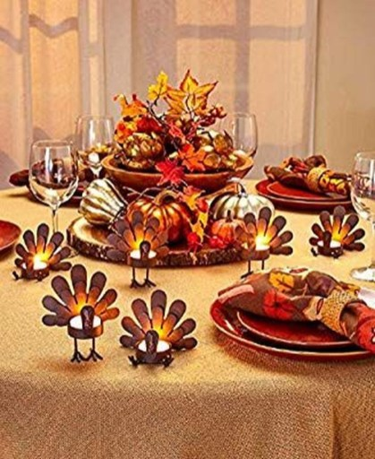 Inspired Decor Ideas For The Best Thanksgiving Ever39