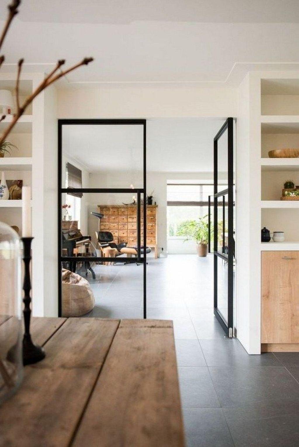 Minimalist Home Door Design You Have Must See32