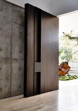 Minimalist Home Door Design You Have Must See33