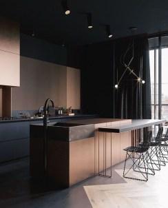 Modern Minimalist Kitchen Design Makes The House Look Elegant14