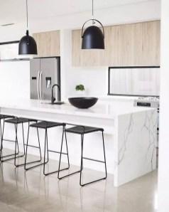 Modern Minimalist Kitchen Design Makes The House Look Elegant23