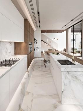 Modern Minimalist Kitchen Design Makes The House Look Elegant25