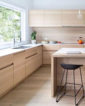 Modern Minimalist Kitchen Design Makes The House Look Elegant34