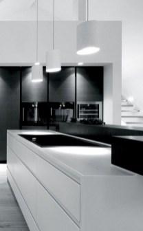 Modern Minimalist Kitchen Design Makes The House Look Elegant40