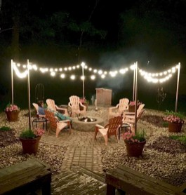 Perfect Fire Pit Design Ideas For Winter Season Decoration03