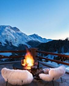 Perfect Fire Pit Design Ideas For Winter Season Decoration12