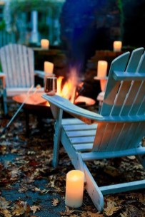 Perfect Fire Pit Design Ideas For Winter Season Decoration21