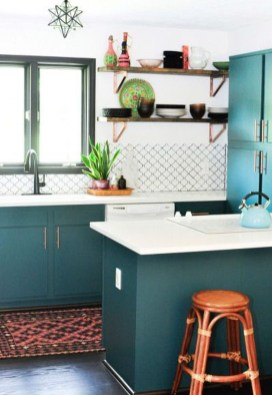 Wonderful Bohemian Kitchen Ideas To Inspire You18