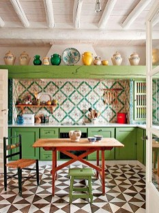 Wonderful Bohemian Kitchen Ideas To Inspire You19