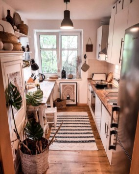 Wonderful Bohemian Kitchen Ideas To Inspire You33