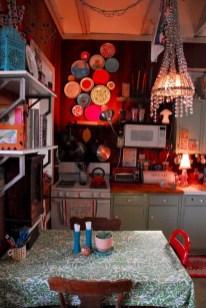 Wonderful Bohemian Kitchen Ideas To Inspire You38