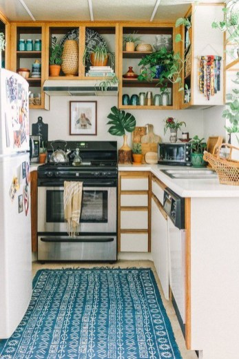 Wonderful Bohemian Kitchen Ideas To Inspire You44