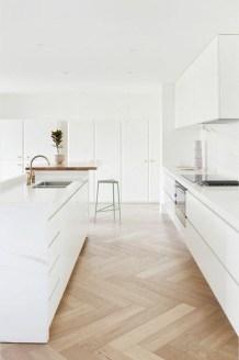 Adorable White Kitchen Design Ideas01