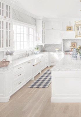 Adorable White Kitchen Design Ideas06