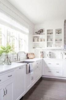 Adorable White Kitchen Design Ideas13