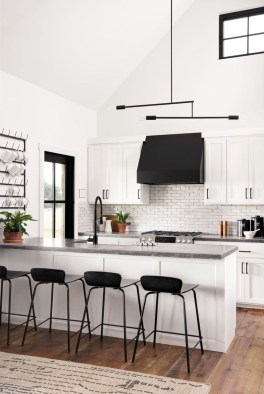 Adorable White Kitchen Design Ideas27