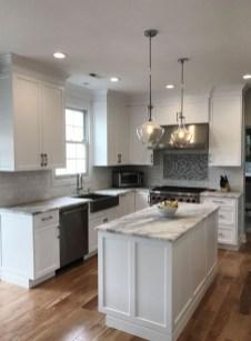 Adorable White Kitchen Design Ideas37