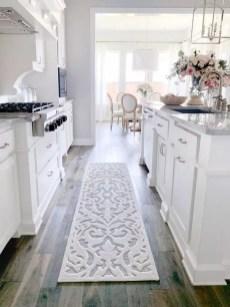 Adorable White Kitchen Design Ideas38