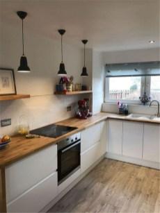 Adorable White Kitchen Design Ideas41