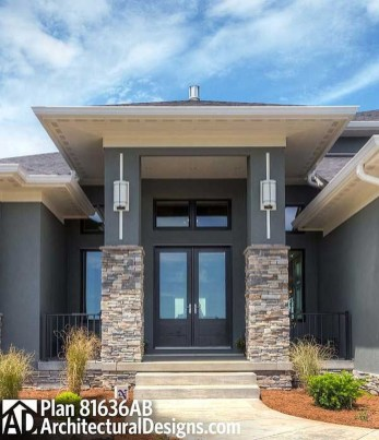 Awesome Contemporary Designs Ideas For Home Exterior08