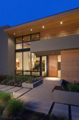 Awesome Contemporary Designs Ideas For Home Exterior43