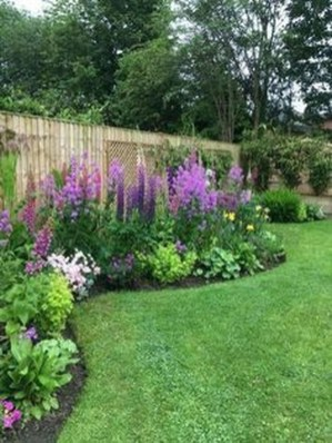 Beautiful Flower Beds Ideas For Home33