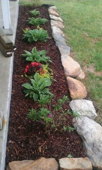 Beautiful Flower Beds Ideas For Home37