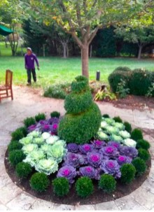 Beautiful Flower Beds Ideas For Home46