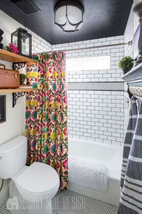 Brilliant Bathroom Decor Ideas On A Budget15