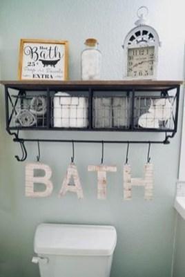 Brilliant Bathroom Decor Ideas On A Budget24