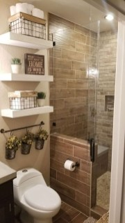 Brilliant Bathroom Decor Ideas On A Budget40