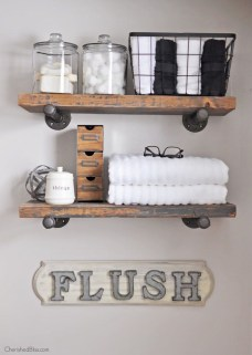 Brilliant Bathroom Decor Ideas On A Budget41