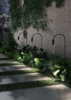 Cool Outdoor Lighting Ideas For Landscape28