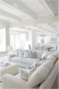 Elegant Coastal Themed Living Room Decorating Ideas32