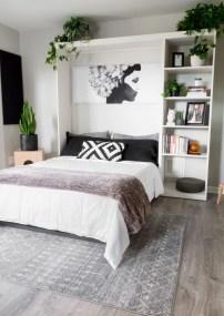 Enchanting Diy Murphy Bed Ideas For Bedroom02
