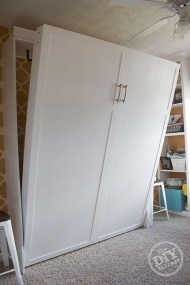 Enchanting Diy Murphy Bed Ideas For Bedroom03