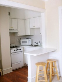 Enchanting Kitchen Design Ideas For Small Spaces12