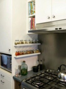 Enchanting Kitchen Design Ideas For Small Spaces14